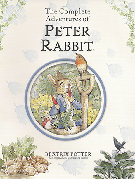 The 2007 Reissue of The Tale of Peter Rabbit