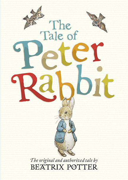 Puffin Books Australia Edition of The Tale of Peter Rabbit
