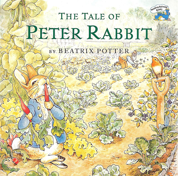 The Reading Railroad Books Edition of The Tale of Peter Rabbit