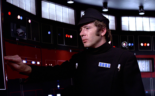 GALLERY: Stars We Lost in 2016: Star Wars: Episode IV A New Hope -- Pictured: Peter Sumner as Pol Treidum (screen grab) (CR: Lucasfilm)