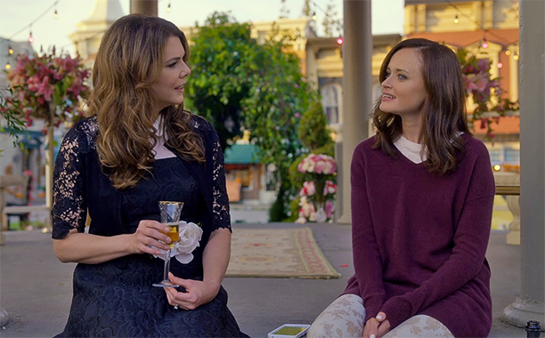 Clone of ALL CROPS: Gilmore Girls: Did Rory get her happy ending? screengrab
