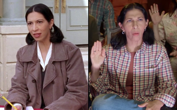 Rose Abdoo as Gypsy in Season 2; Rose Abdoo as Gypsy in A Year in the Life