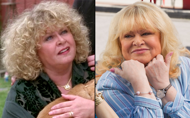 Sally Struthers as Babette Dell in Season 1; Sally Struthers as Babette Dell in A Year in the Life