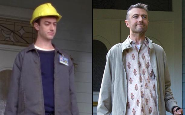 Sean Gunn as Kirk Gleason in Season 1; Sean Gunn as Kirk Gleason in A Year in the Life