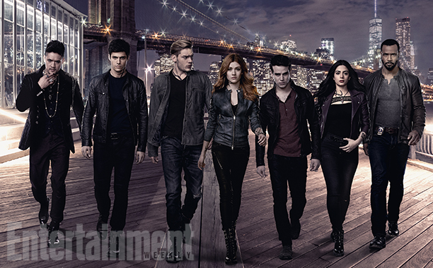 "ALL CROPS: (WATERMARKED) SHADOWHUNTERS - Freeform's ""Shadowhunters"""