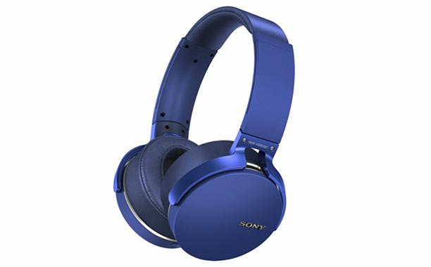 Sony Extra Bass Wireless Over-the-Ear Headphones