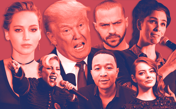 Celebrities Speak Out Post-Election