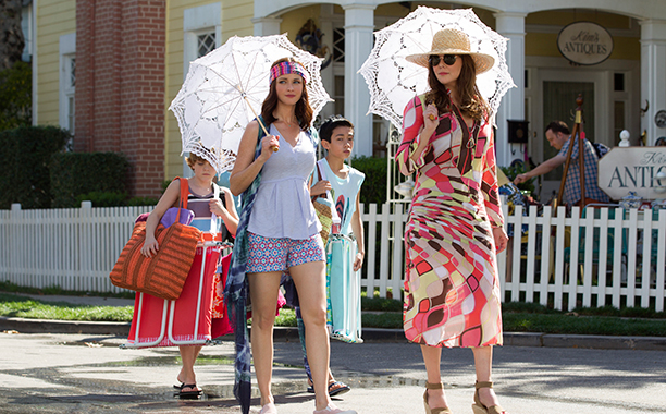 """Lorelai and Rory's Parasols (Episode 3: """"Summer"""")"""