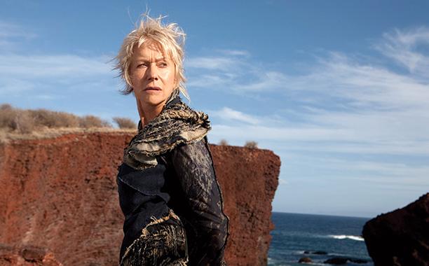 Helen Mirren in The Tempest