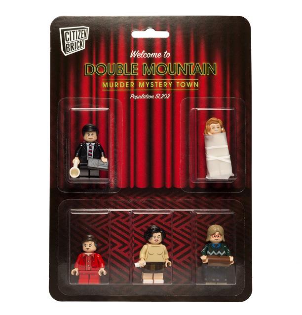 No Crops: Twin Peaks Legos Citizen Brick 2