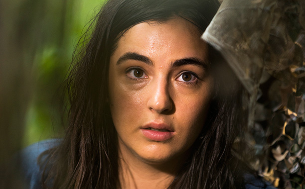 All Crops: The Walking Dead Season: 7 Air Date: 11/28/2016 Description: Alanna Masterson as Tara Chambler - The Walking Dead _ Season 7, Episode 6 - Photo Credit: Gene Page/AMC Characters/Actors: Type: Photos Photo Credit: Gene Page/AMC