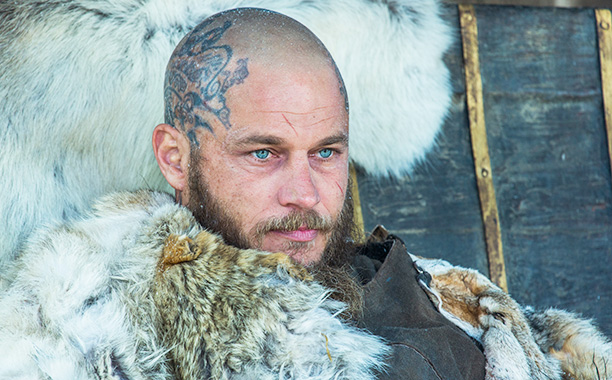 All Crops: Vikings What will become of King Ragnar (Travis Fimmel) this season? Photo by Jonathan Hession/HISTORY Copyright 2016