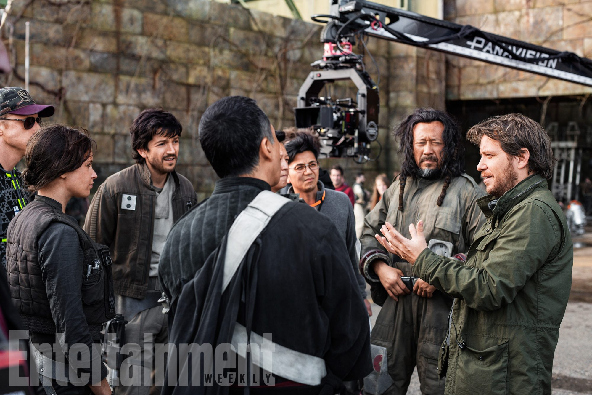 Behind the Scenes of 'Rogue One'