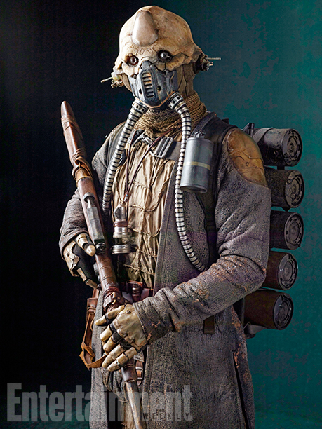 GALLERY: ROGUE ONE Star Wars Droids