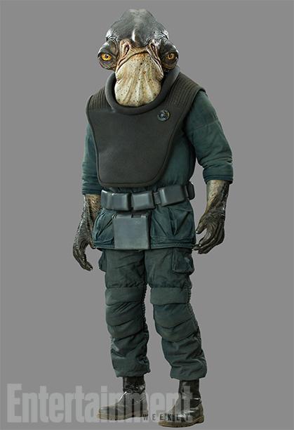 GALLERY: ROGUE ONE star wars Admiral Raddus