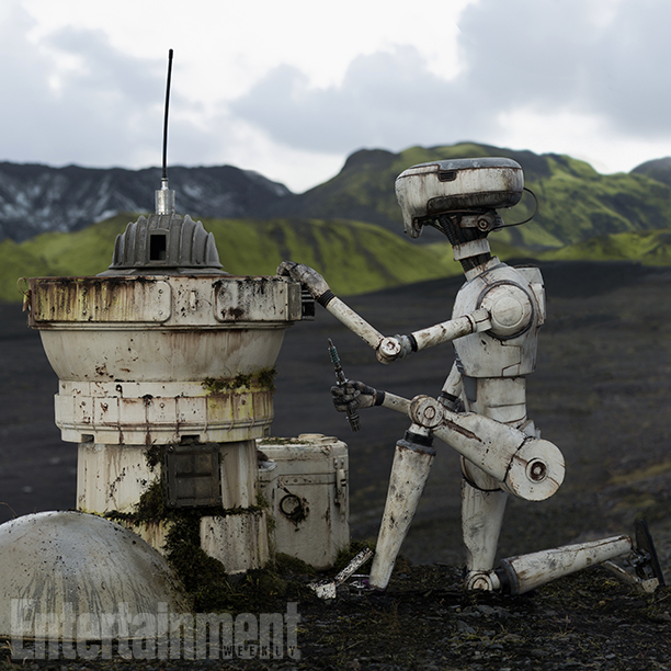 GALLERY: Rogue One A Star Wars Story A Farmer Droid