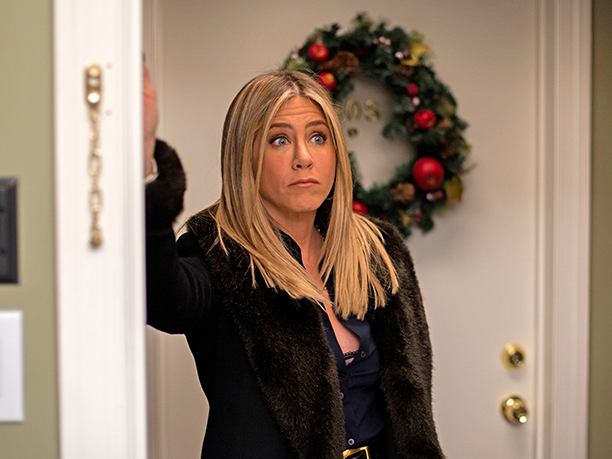 GALLERY: Jennifer Aniston as Carol Vanstone in OFFICE CHRISTMAS PARTY by Paramount Pictures, DreamWorks Pictures, and Reliance Entertainment