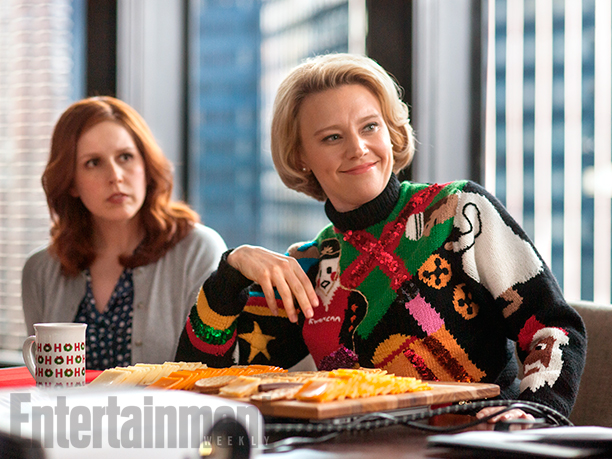 GALLERY: Office Christmas Party (2016)(L-R) Vanessa Bayer as Allison and Kate McKinnon as Mary