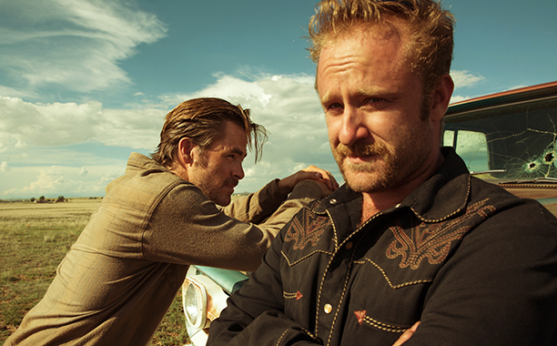 GALLERY: Best/Worst Movies of 2016: Hell Or High Water (2016) (Left to right) Chris Pine and Ben Foster