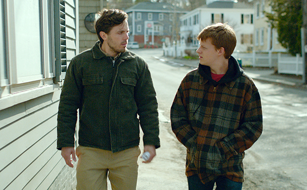 GALLERY: Best/Worst Movies of 2016: Manchester By The Sea (2016) Casey Affleck (L) and Lucas Hedges Credit: Amazon Studios and Roadside Attractions