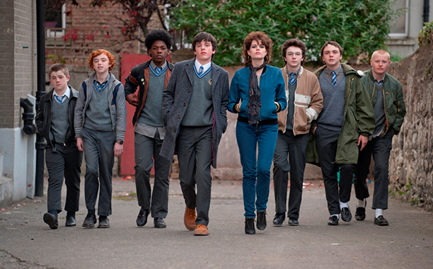 GALLERY: Best/Worst Movies of 2016: Sing Street 2016 The cast of SING STREET