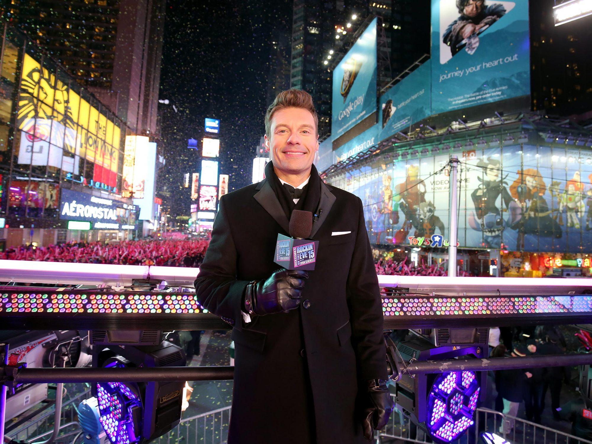 Dick Clark's New Year's Rockin' Eve With Ryan Seacrest 2015