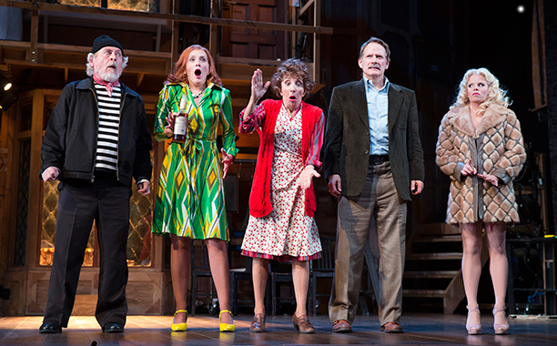 GALLERY: Best Stage of 2016: STAGE: Review - Noises Off 2016