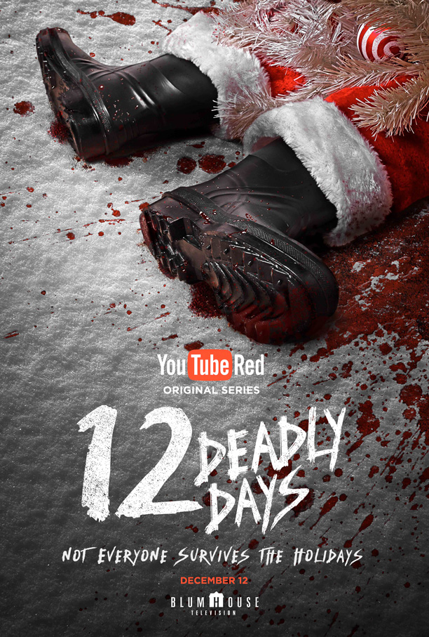 Clone of All Crops: 12 Deadly Days Poster