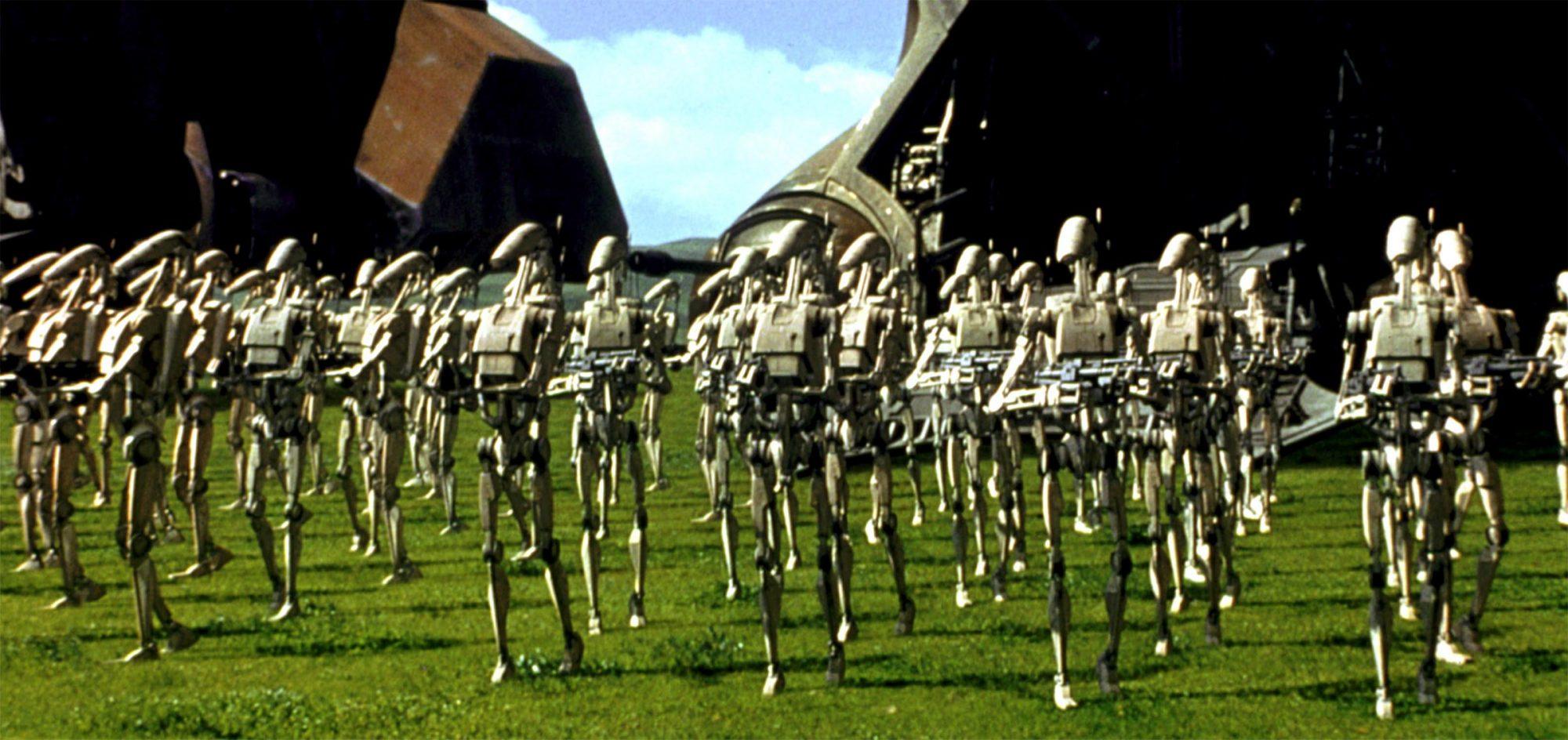 STAR WARS : EPISODE 1 - PHANTOM MENACE