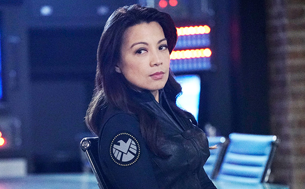 "All Crops: MARVEL'S AGENTS OF S.H.I.E.L.D– ""The Laws of Inferno Dynamics"" – DECEMBER 6 MING-NA WEN"