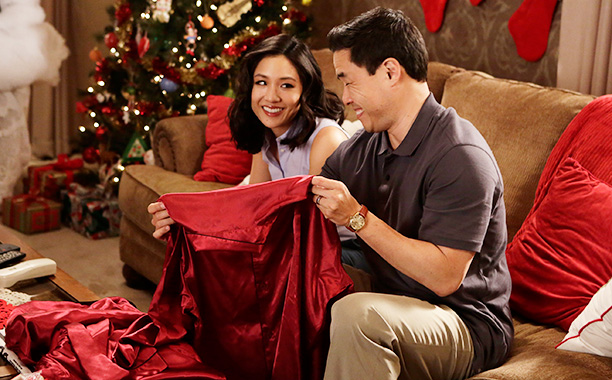 "RECAP: 12/13/16/ All Crops: FRESH OFF THE BOAT - ""Where are the Giggles?"" - CONSTANCE WU, RANDALL PARK TUESDAY, DECEMBER 13"