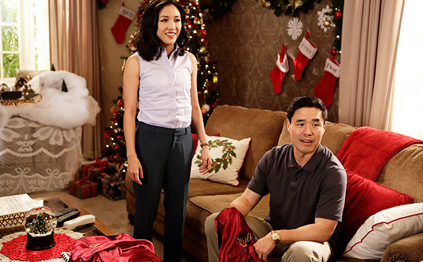 """All Crops: FRESH OFF THE BOAT - """"Where are the Giggles?"""" - CONSTANCE WU, RANDALL PARK"""