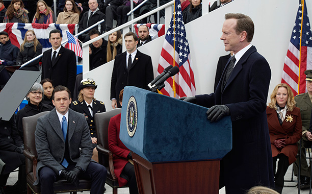 "RECAP: 12/14/16 All Crops: DESIGNATED SURVIVOR - ""The Oath"" - ASHLEY ZUKERMAN, KIEFER SUTHERLAND, VIRGINIA MADSEN WEDNESDAY, DECEMBER 14"