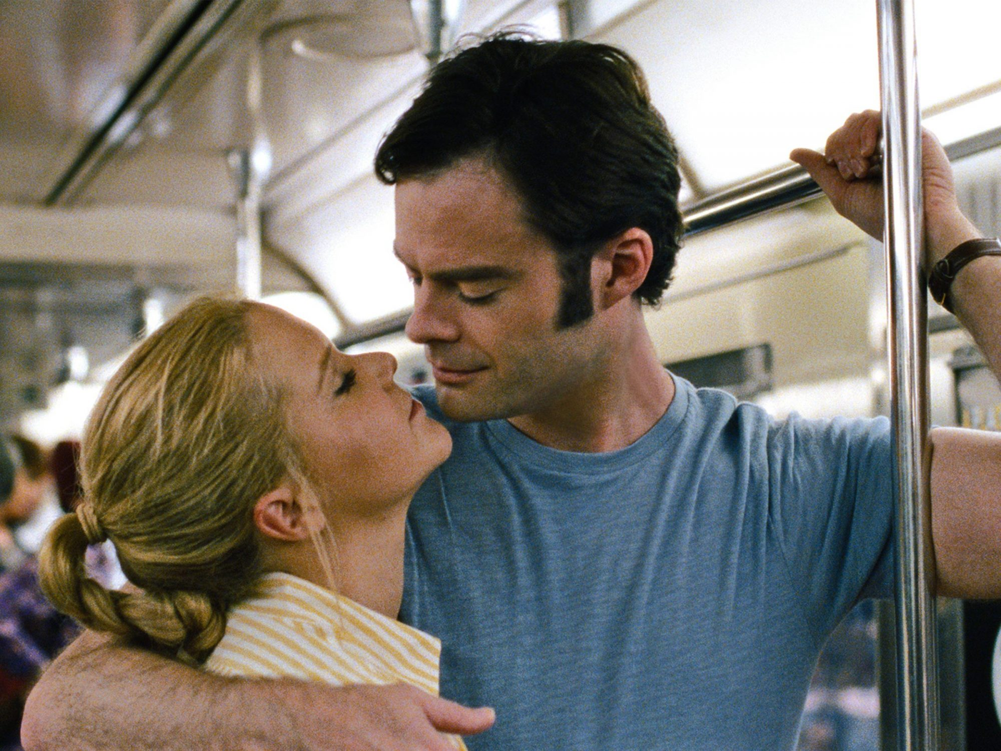Trainwreck (2015)Amy Schumer and Bill Hader