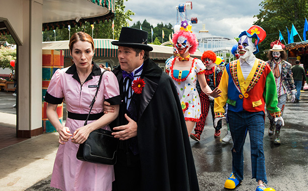 All Crops: The Librarians - And the Tears of a Clown