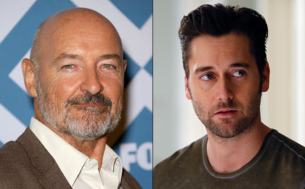 All Crops: Terry O'Quinn Ryan Eggold as Tom Keen -- (Photo by: )