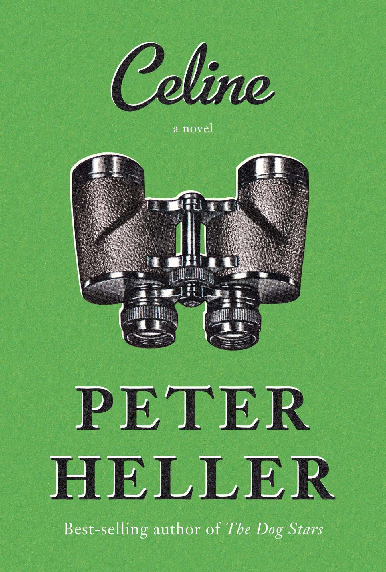 Celine: A novel (3/7/2017)by Peter Heller†