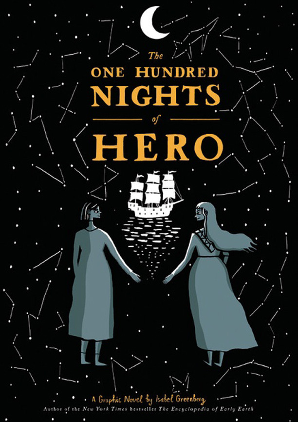 All Crops: The One Hundred Nights of Hero Cover