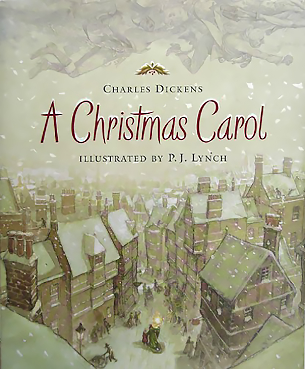 NO CROPS: A Christmas Carol by Charles Dickens
