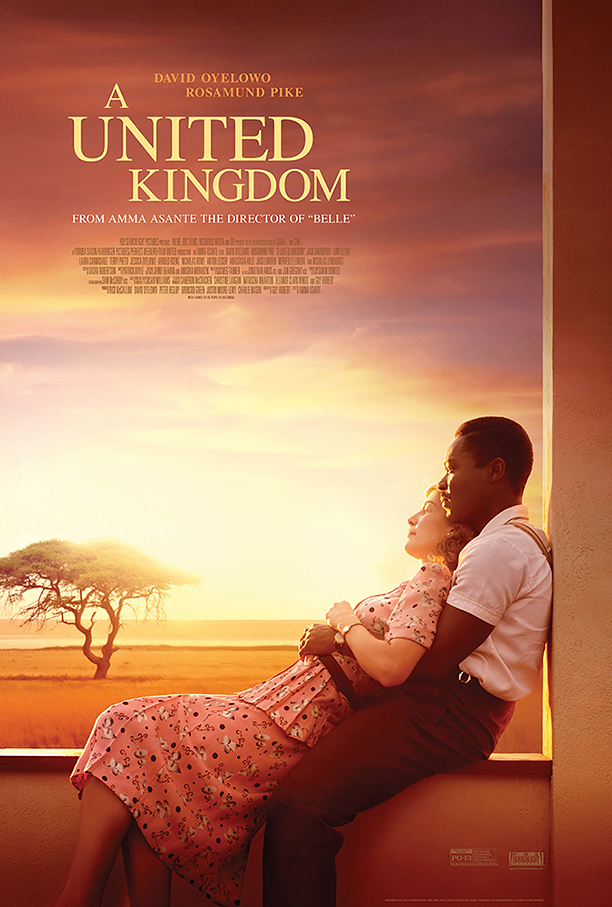 NO CROPS: A UNITED KINGDOM (2017) Movie Poster