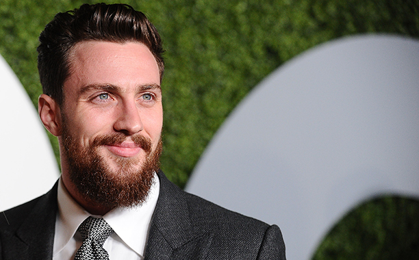 ALL CROPS: 628862378 Aaron Taylor-Johnson attends the GQ Men of the Year party at Chateau Marmont on December 8, 2016 in Los Angeles, California. (Photo by Jason LaVeris/FilmMagic