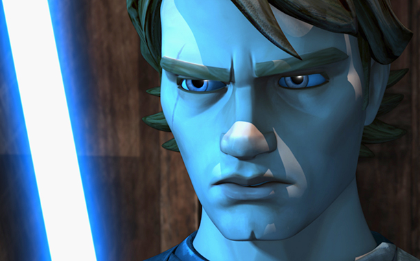 GALLERY: 'Star Wars' Timeline: STAR WARS: THE CLONE WARS Anakin Skywalker The Clone Wars (2008-2015)