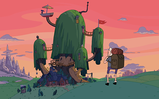 ALL CROPS: 'Adventure Time: Islands' will explain what happened to the humans