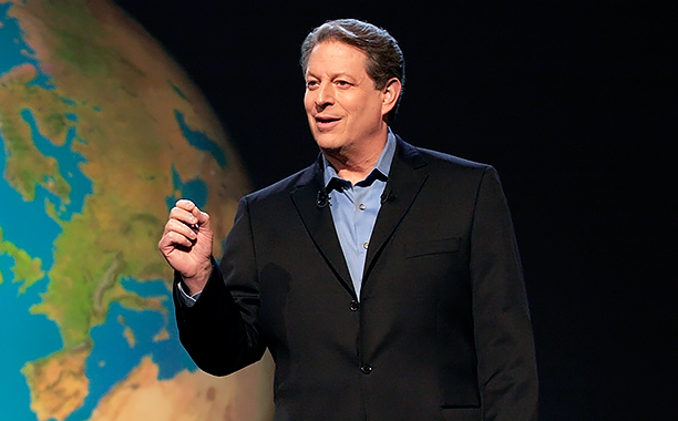 ALL CROPS: An Inconvenient Truth -- Pictured: Al Gore CR: Eric Lee