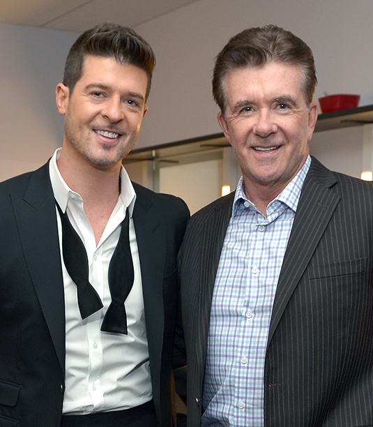 GALLERY: Alan Thicke - Life In Pictures - 454043667