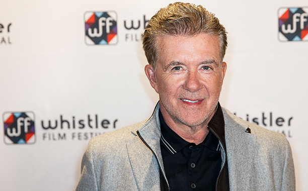 ALL CROPS: 627300114 Canadian actor Alan Thicke attends Day 3 of the 16th Annual Whistler Film Festival at Whistler Village on December 2, 2016 in Whistler, Canada. (Photo by Andrew Chin/Getty Images)