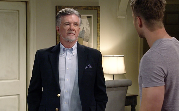 ALL CROPS: Alan Thicke guest stars on 'This Is Us'