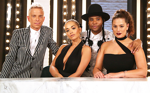 ALL CROPS: WTW - America's Next Top Model - Rita Ora - Dec. 12, 2016
