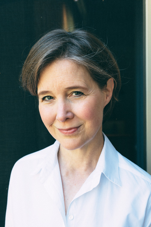 No Crops: Ann Patchett Author Photo