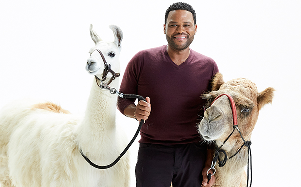 ALL CROPS: Anthony Anderson as seen on Animal Nation with Anthony Anderson.